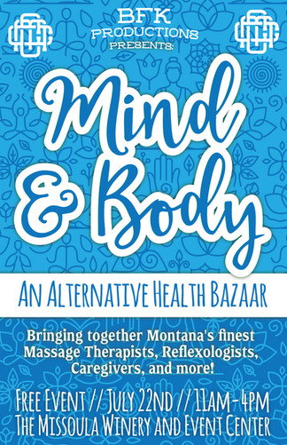 Mind & Body Bazaar
