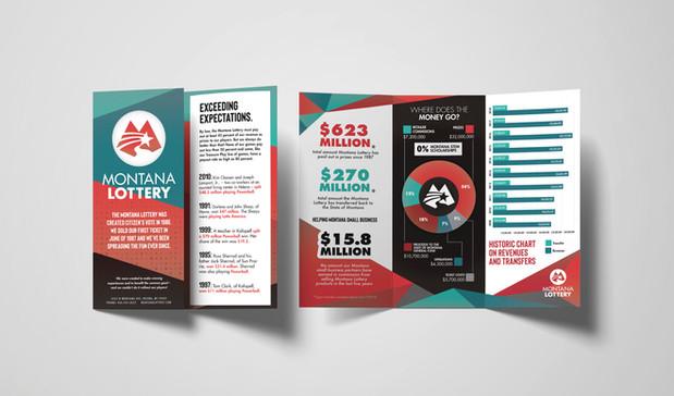 Montana Lottery Brochure