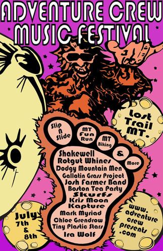 Adventure Crew Music Festival