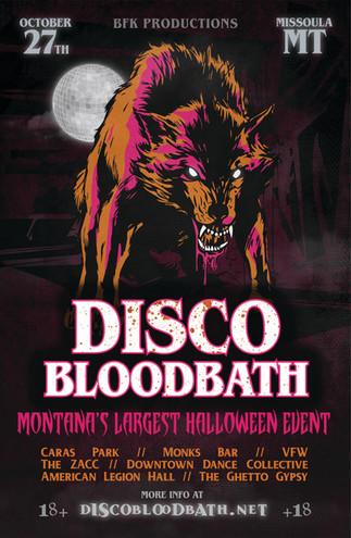 Disco Blood Bath