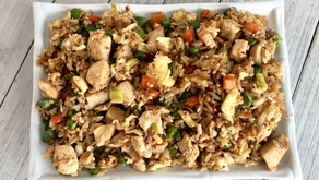 Chicken Fried Rice – Quick and Easy