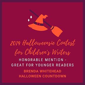 2019 Halloweensie Contest - Brenda White