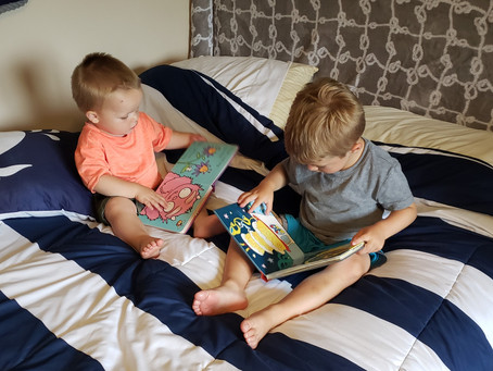 Market Research: A 4-Year-Old's Thoughts on Stories