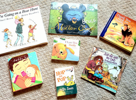 """In Honor of Father's Day: Our Favorite """"Daddy"""" Books!"""