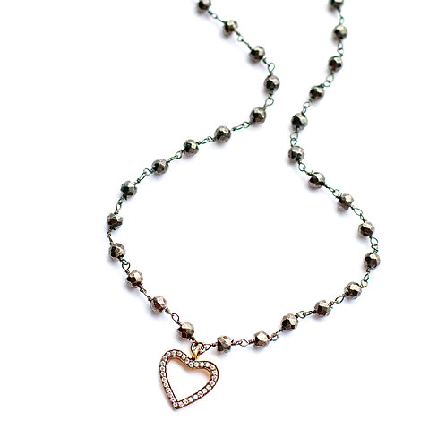OG 2 Pyrite Heart