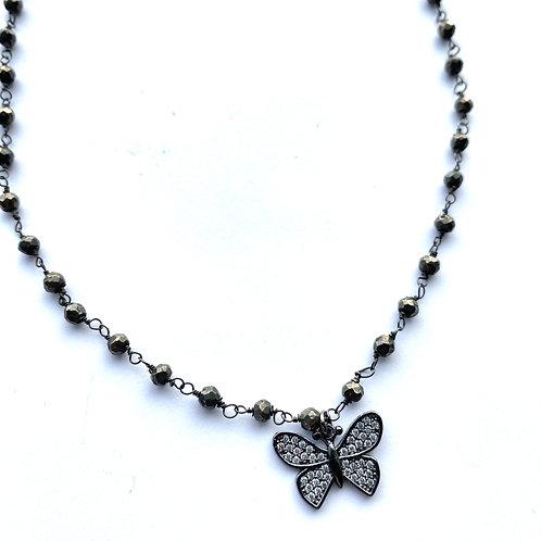 OG 2 Pyrite Butterfly