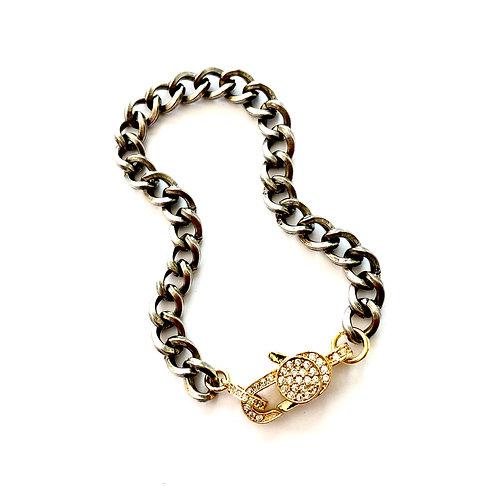 Curb Mix Bracelet