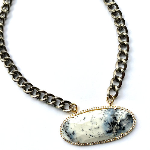 Southport Dendritic Opal