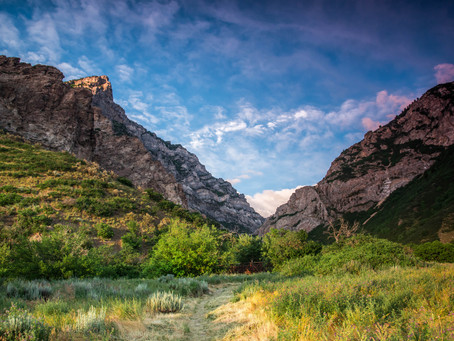 Let's Hike Rock Canyon!