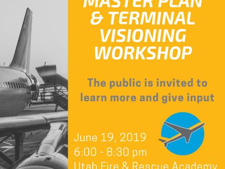 Airport Terminal Visioning Workshop