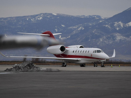 Expansion of Provo Airport