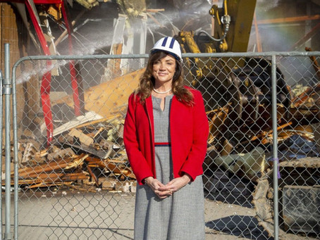 Provo begins demolition to build new city center!