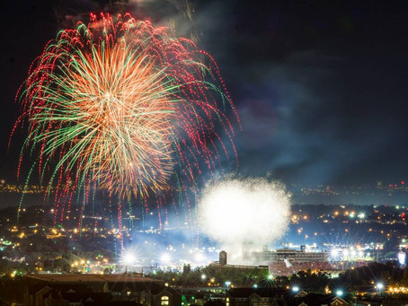 Open Fire & Firework Restrictions for 2018