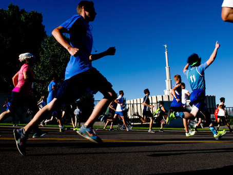 Traffic Heads Up: Temple to Temple 5K