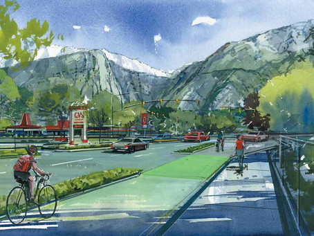 Progress Continues on Planned Bulldog Boulevard Safety Improvements