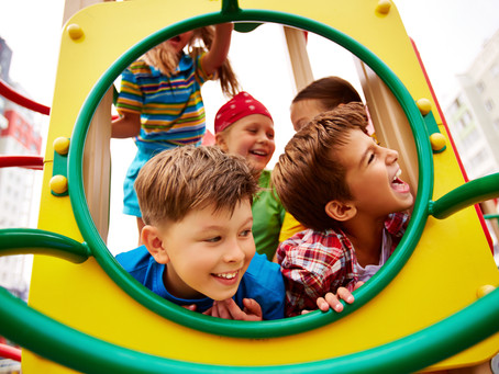 All-Inclusive Playground Open House