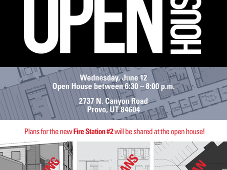 Fire Station #2 Open House