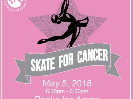 Skate for Cancer