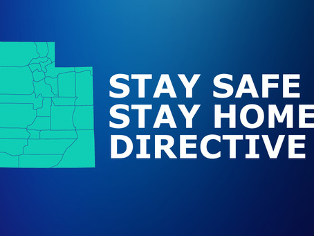 Stay Safe, Stay Home, Save Lives