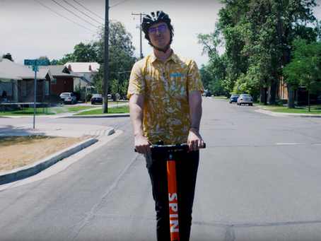 Get Ready for Electric Scooters!