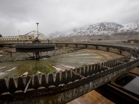 New Wastewater Treatment Plant