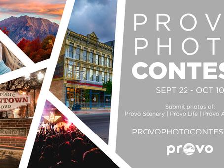 Provo Photo Contest! 🎉