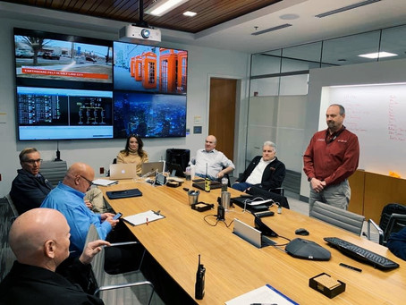 Provo's Emergency Operations Center