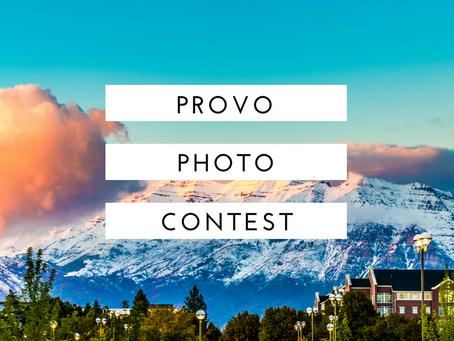Provo Photo Contest 2018