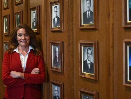 Provo's First Female Mayor