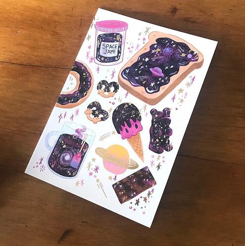 Space Jam - Notebook