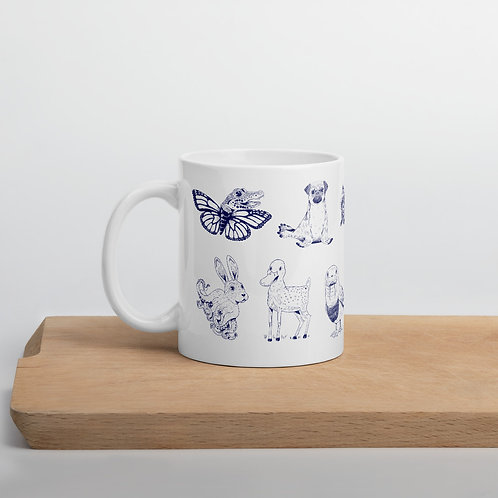 Animal Hybrids - Mug