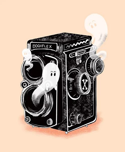 Ghost Camera - Print