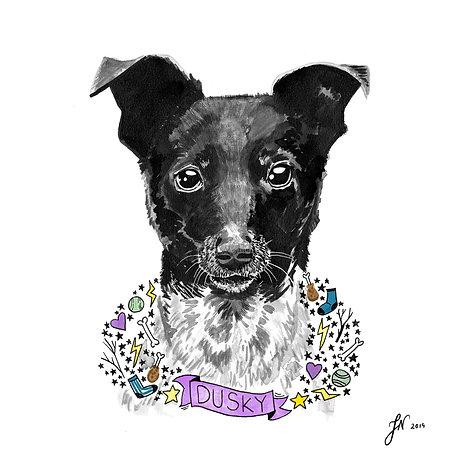 Symbol - Pet Portrait