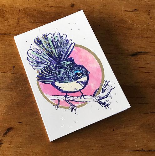 Notebook - Fantail + Dunedin