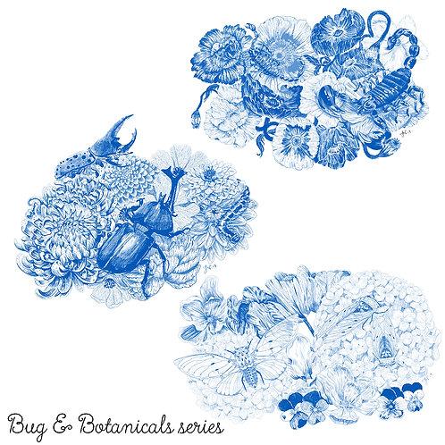 Series - Bugs & Botanicals
