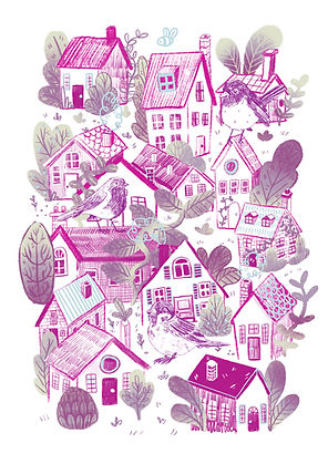 Notebook_artprint_littlehouses.jpg
