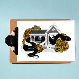 Sqaure clip board_snake_intsa.jpg