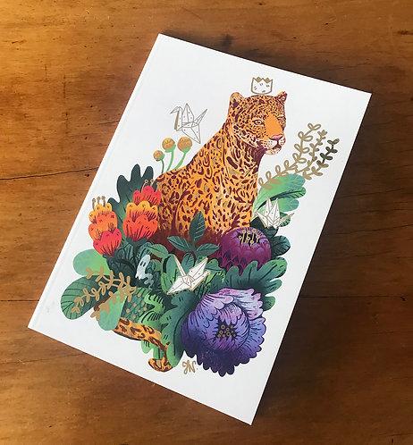 Notebook - Leopard
