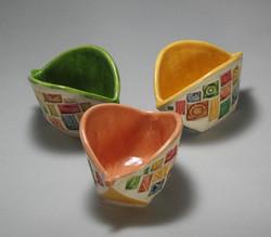 Small Tutti Frutt Bowls