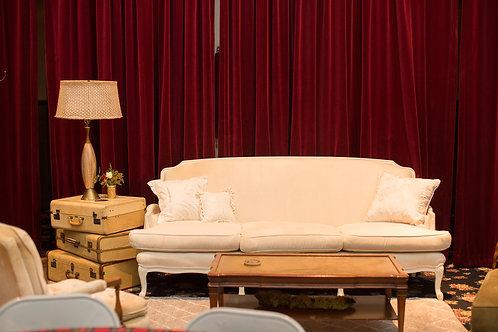 Shabby Chic Traditional Sofa