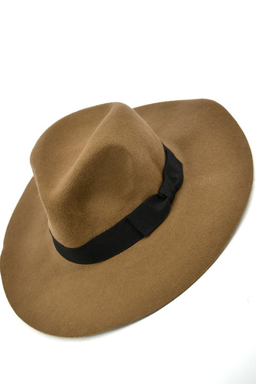 100% Wool Panama Hat
