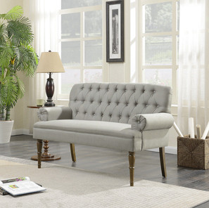 Tufted Rolled Arm Settee.jpg