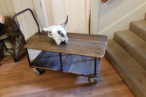 Industrial Hard Cart Table