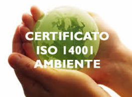 SISTEMA QUALITA' – ISO 14000 /14001