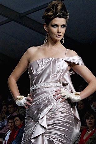 Desfile en Mercedes Benz Fashion Week Mexico
