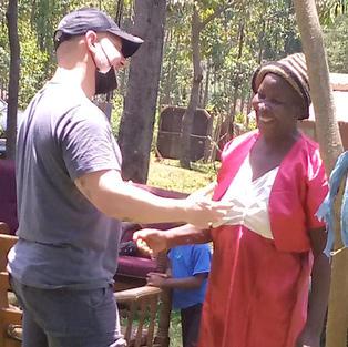 Adam Whittington Rescue Centre Kenya