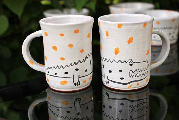 B&O Gator Mugs