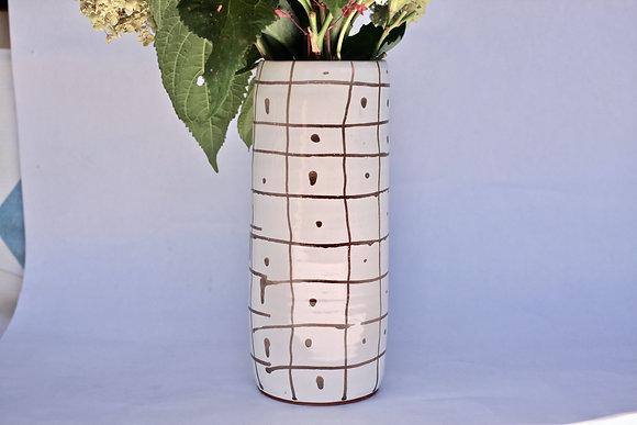 Gridlock Vase