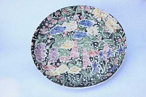 Wild Garden Plate