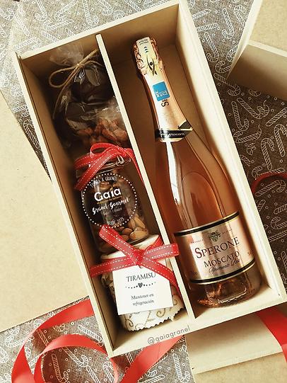 Caja de vino Gaia logo.png